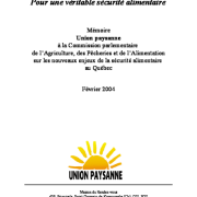 memoire securite alimentaire national 2004-0