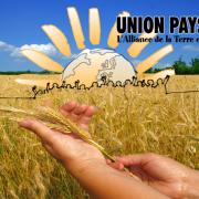 Union Paysanne - Affiche.