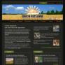 UnionPaysanne.com - Page d'accueil en septembre 2015.