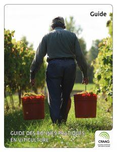 Guide des bonnes pratiques en viticulture (CRAAQ)